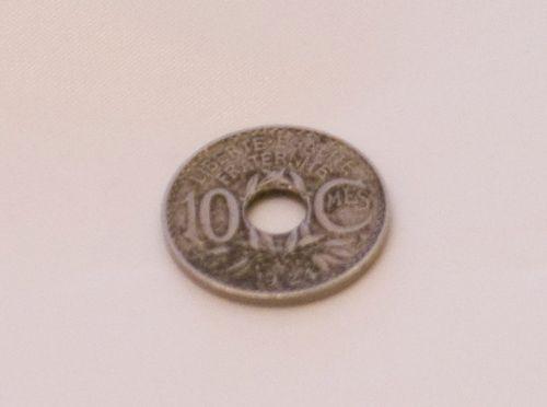 10 centesimi di franco