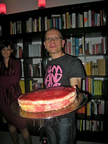 tommaso e la torta dell'amicizia