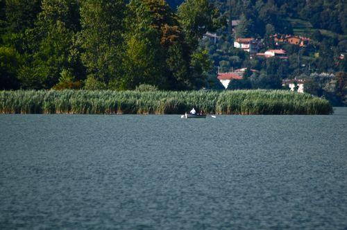 sul lago
