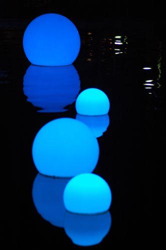 le bolle blu