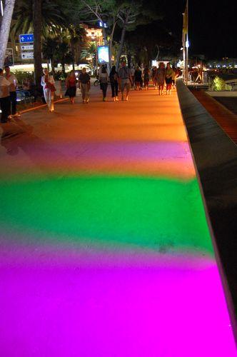 arcobaleno sulla croisette