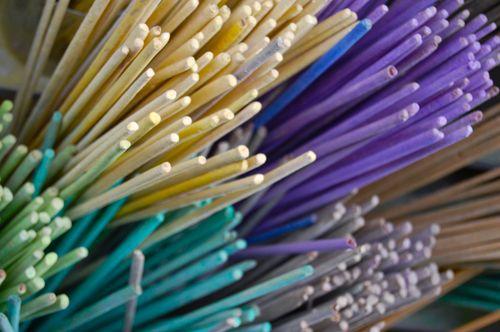 profumi colorati