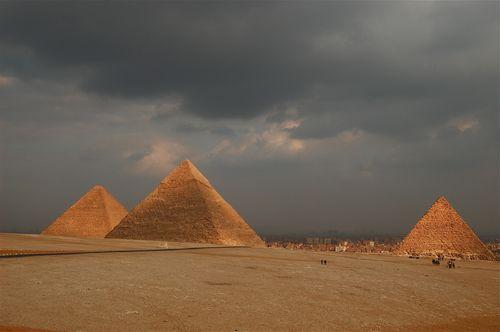piana di Giza