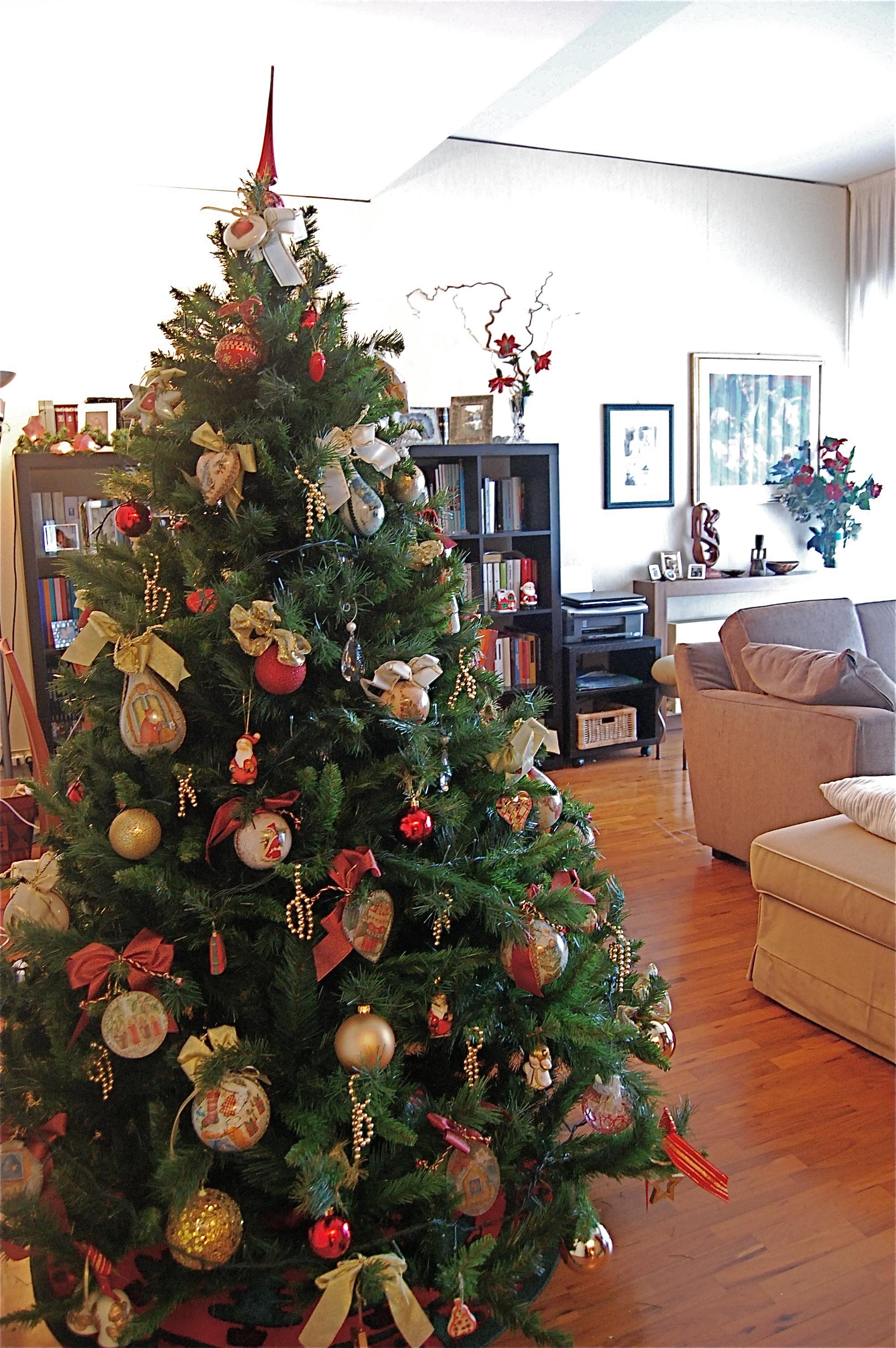 Albero Di Natale Con Biscotti Bucaneve.Il Mio Albero Di Natale Anto S Bubble
