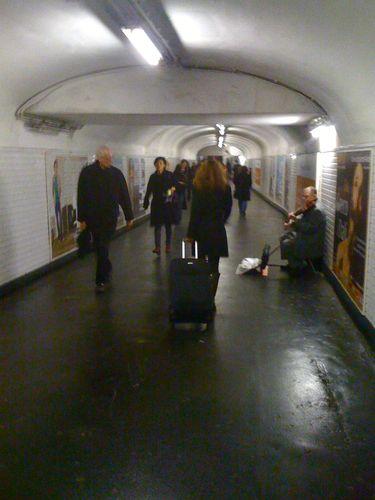 nel métro