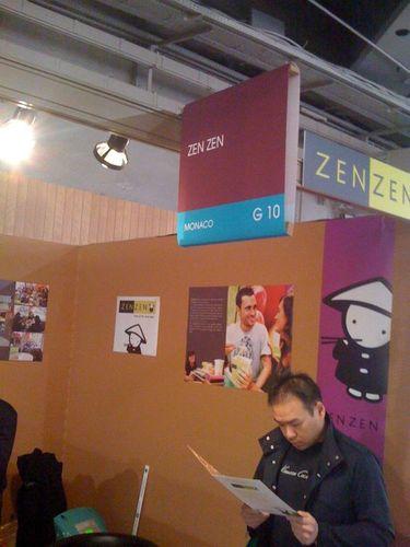 zen zen: da monaco con furore!!!