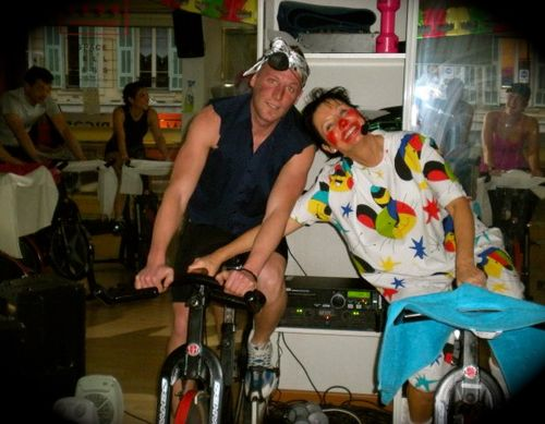 pirata e clown