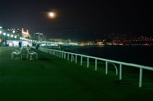 luna sulla promenade