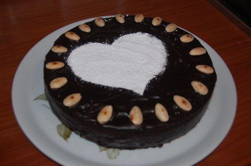 torta cuore 2009