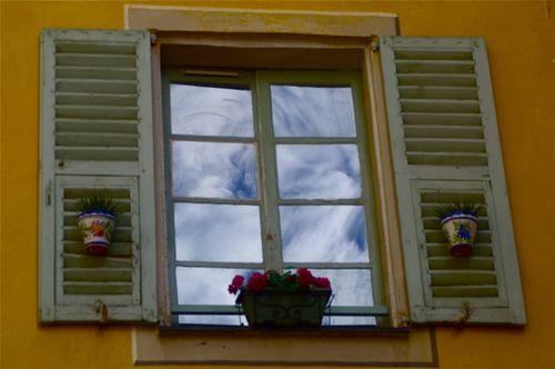 finestra sul cielo