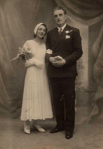 zia Trudy e zio Auguste