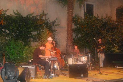 jazz sul piazzale segantini