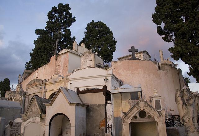 cimitero del castello