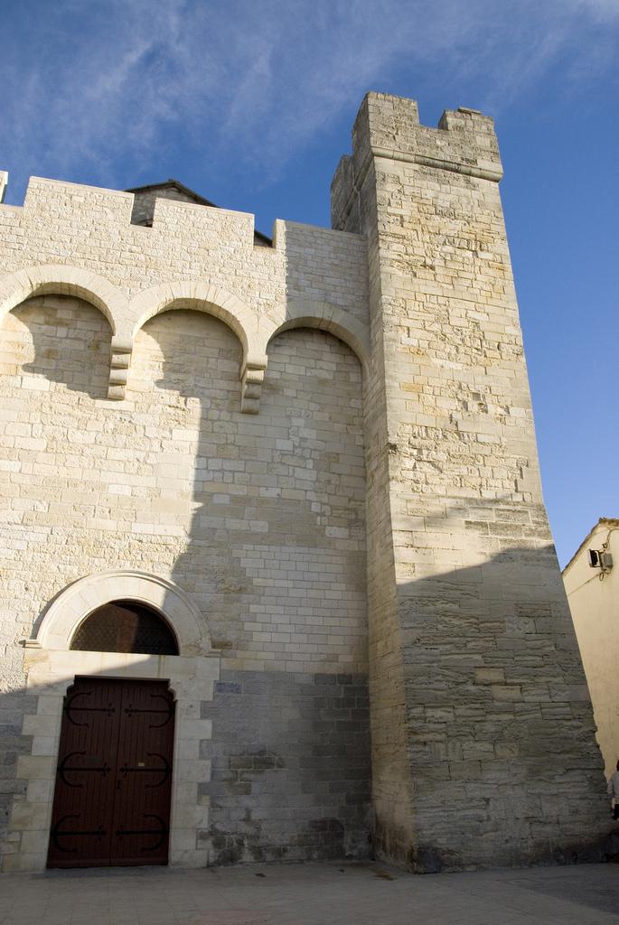église Saintes Maries de la mer